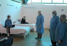 60 asistenciales atenderán en centros médicos COVID