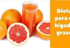 Cinco alimentos naturales para eliminar el hígado graso (receta para bebedores frecuentes)