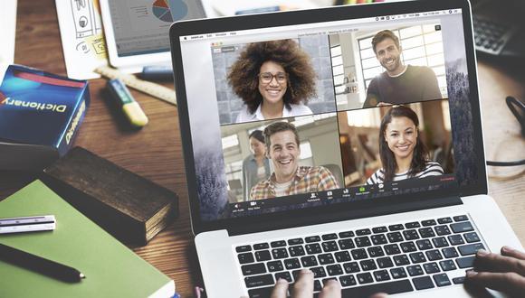 ¿Sabes qué aplicaciones te permiten una mejor calidad de video, así como mantener una comunicación en línea con 10 personas al mismo tiempo? (Foto: Zoom)