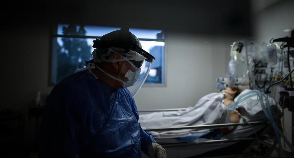 Uruguay registra más muertos por coronavirus en 6 días de abril que en todo 2020. (Foto: EFE/Juan Ignacio Roncoroni).