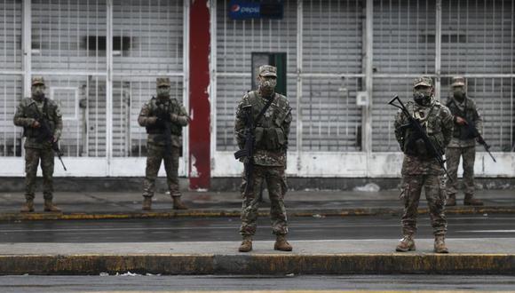 Estado Nacional de Emergencia continuará por todo octubre Foto: Jesus Saucedo | GEC