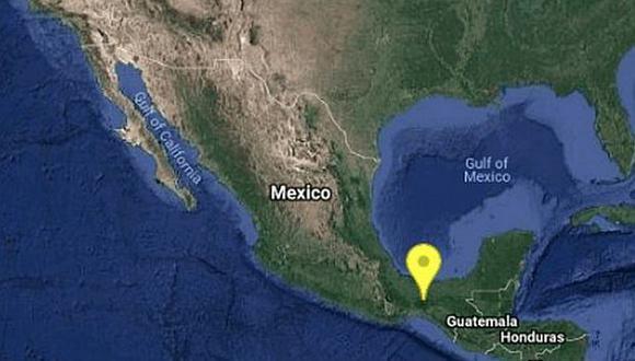 México: reportan sismo de magnitud 6,6 y descartan tsunami en litoral peruano