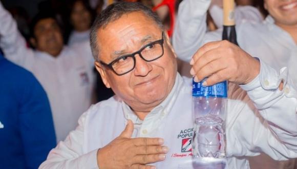 Teodoro Alvarado Alayo dejó de existir esta mañana en el Hospital Santa Rosa. Diversas personalidades de Piura lamentan el deceso
