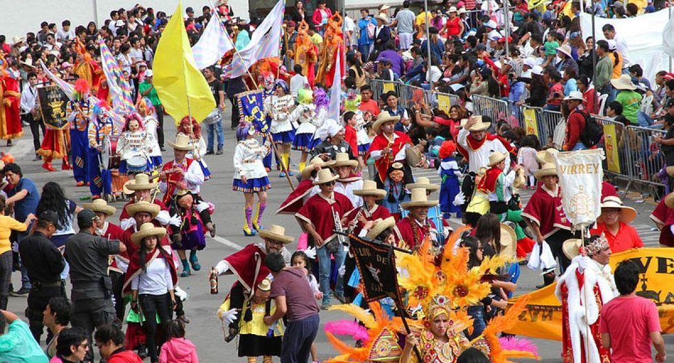 Esta es la programación del Carnaval de Cajamarca 2019