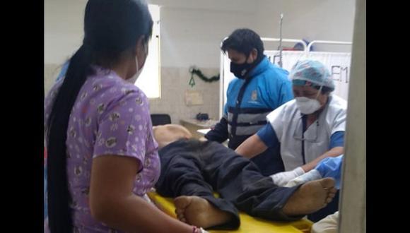 Arequipa: Familiares no reclaman cadáver de Huanuqueño