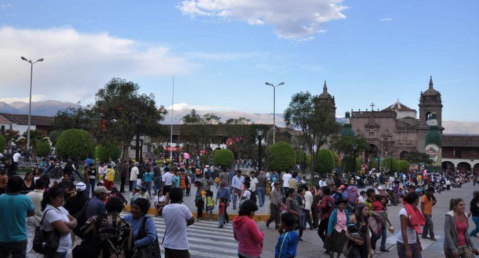 Prohíben venta de cerveza y licores en la Plaza de Armas