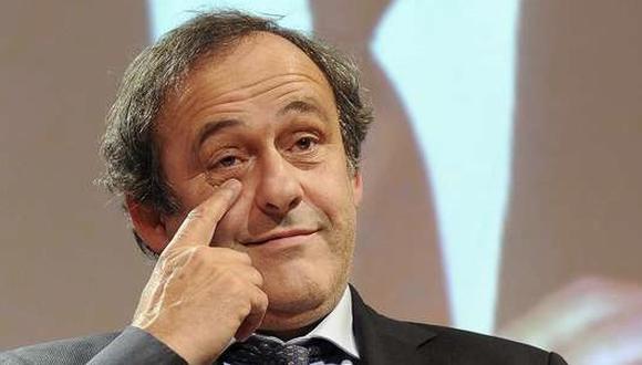 """Michel Platini para mejorar el fútbol: """"Urge un cambio en la FIFA"""""""