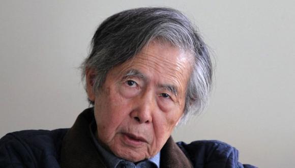 Alberto Fujimori se encuentra internado en el penal de Barbadillo. (Foto: Andina)