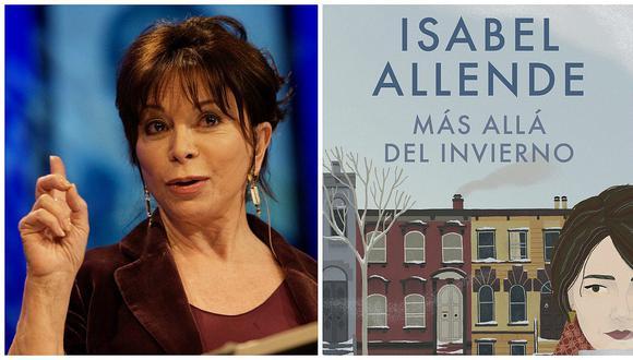 Isabel Allende presenta su nueva novela en Perú para esta fecha