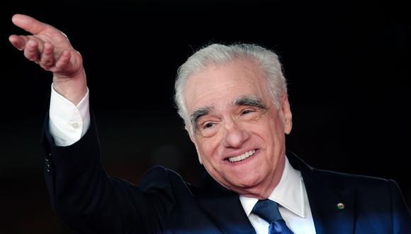 Martin Scorsese firma un acuerdo global con Apple TV+. (Foto: AFP/Tiziana Fabi)