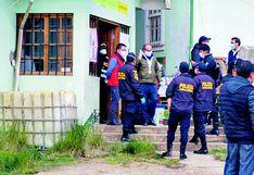 Fiscalía Anticorrupción interviene almacén de municipio de Pasco