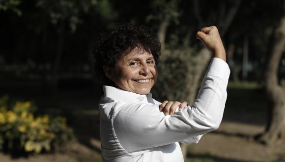 Susel Paredes (Foto: César Campos/El Comercio).