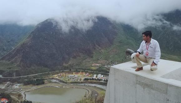 Denis Humberto falleció en el distrito de San Gabán Foto: Difusión