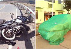 Cusco: cae menor acusado de atropellar y matar a dos personas que iban en motocicleta (FOTOS)