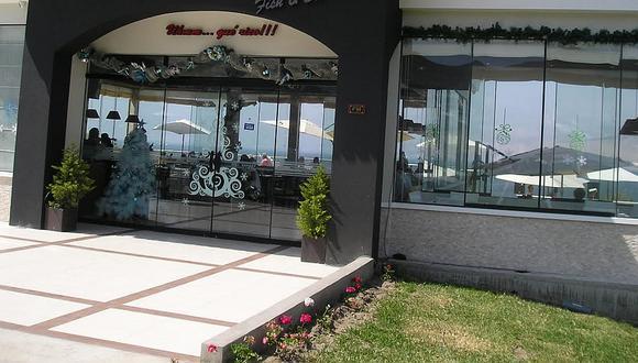 Restaurante se provee de energía eléctrica a través de paneles solares