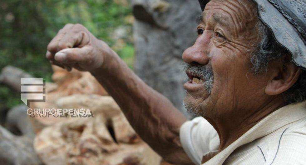 FOTOS: Las mágicas manos artesanas de Abel Beriche
