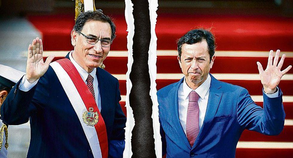 Ministro de Economía David Tuesta renuncia al gabinete Villanueva