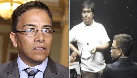 Roberto Vieira: congresista habría intentado frustrar peritaje de su voz (VIDEO)