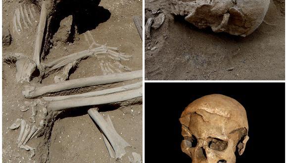 YouTube: Revelan masacre hace 10.000 años en África y desafían antigüedad de la guerra