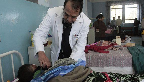 49 murieron en Arequipa a causa de neumonía en lo que va del año