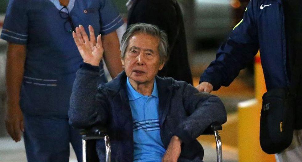 Corte IDH notificó fallo sobre indulto a Alberto Fujimori