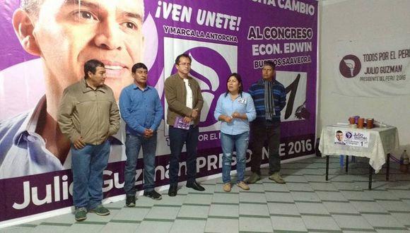 Presentan tacha contra candidatos de Todos por el Perú en Ayacucho