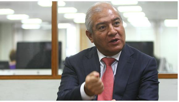 """Wilfredo Pedraza: """"Un aporte de campaña no tiene un significado penal"""""""