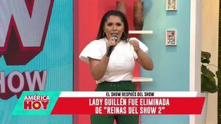 "Lady Guillén a Giselo sobre su ""mala suerte"": ""espero que no vaya a salar mi matrimonio"""
