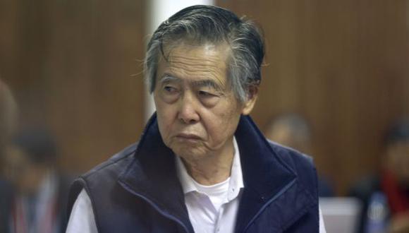 Alberto Fujimori se encuentra recluido en el penal de Barbadillo, donde cumple una condena de 25 años por las matanzas de Barrios Altos y La Cantuta. (Foto: AFP)