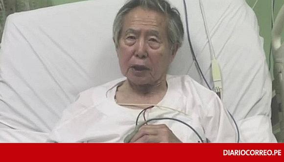 Alberto Fujimori fue internado en clínica tras problemas en el corazón (VIDEO)