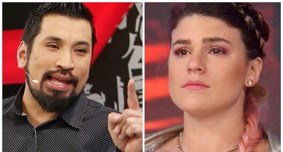 """Aldo Miyashiro espera que Macarena Vélez regrese a 'Esto es Guerra': """"Ella es víctima de agresión"""""""