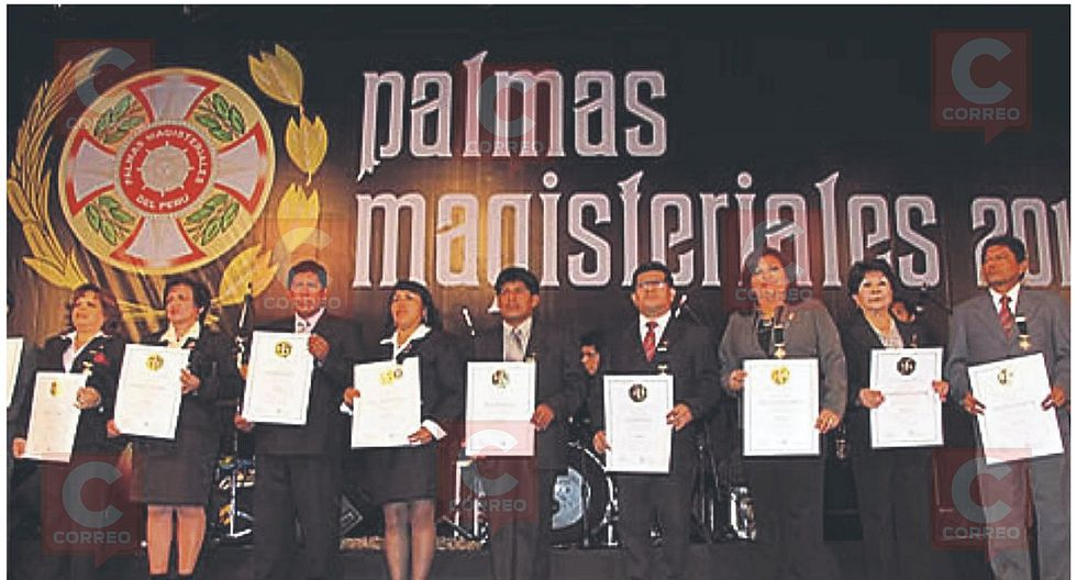 Junín en la lista de 38 docentes reconocidos en Palmas Magisteriales