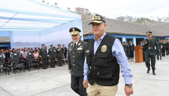 "Urresti sobre ocurrido en Andahuaylas: ""No he hecho mal en exigir"""