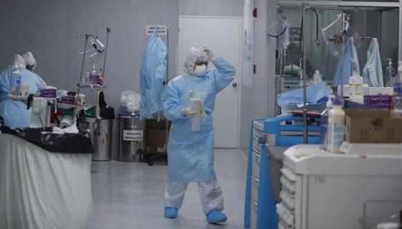 En lo que va de la pandemia ya se han registrado 3,293 decesos en Áncash, de esta cantidad 1,420 personas murieron en el transcurso del año 2021 (Archivo GEC).