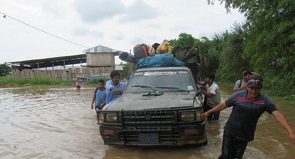 COEN: Lluvias dejaron más de 56 mil damnificados en todo el país