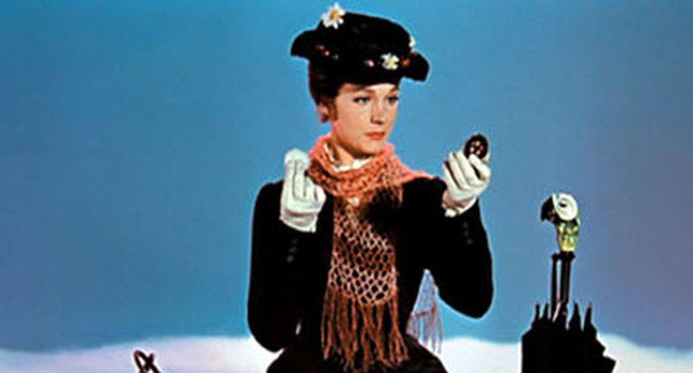 Disney realizará secuela al clásico Mary Poppins