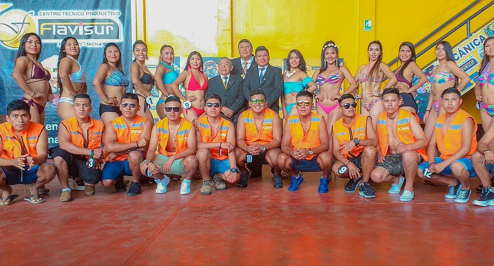 Un total de 26 jóvenes aspiran a convertirse en Miss y Mister Flavisur
