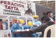 COVID-19 continúa en fase de propagación en La Libertad