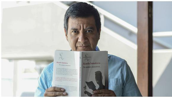 "Ricardo sumalavia: ""Quisiera tener vidas paralelas"""