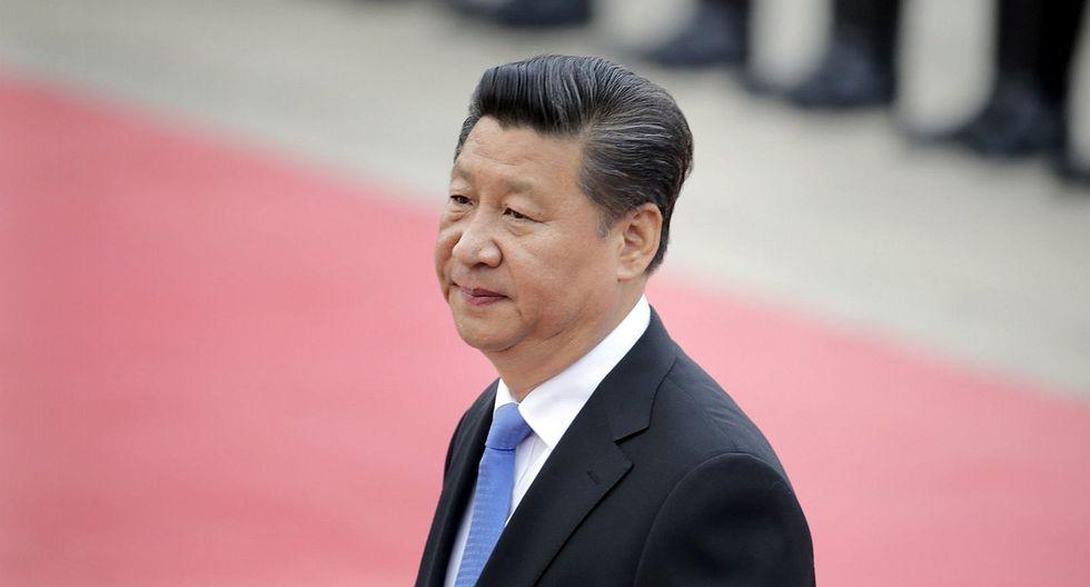 Presidente de China Xi Jinping llegó a Lima