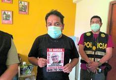 Piura: Policía en alerta por presunto feminicida