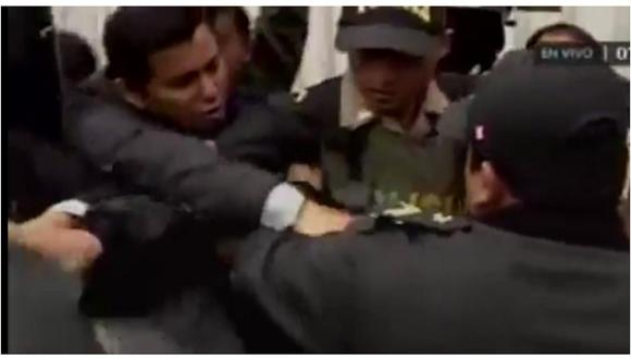 San Isidro: vigilante es asesinado por su compañero dentro de Fiscalía