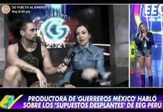 """Conductores de """"Esto es guerra"""" niegan haber rechazado las cortesías de """"Guerreros México"""""""