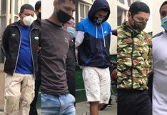 Detienen a siete sujetos por herir de gravedad a fiscalizadores de la Municipalidad de Lima
