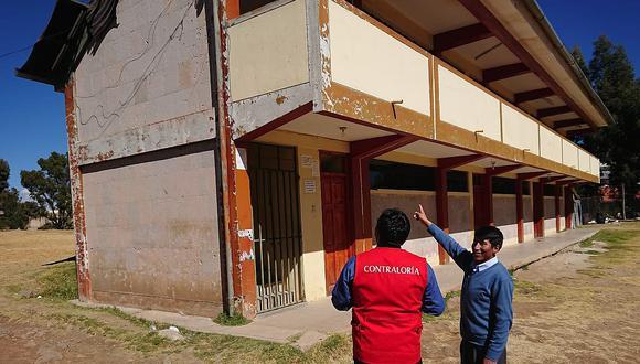 Advierten riesgos en ejecución de obra licitada en Chumbivilcas - Cusco