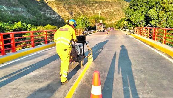 Proyectos son tres y se adjudicaron durante el 2020 para la construcción de puentes en diversas regiones del país