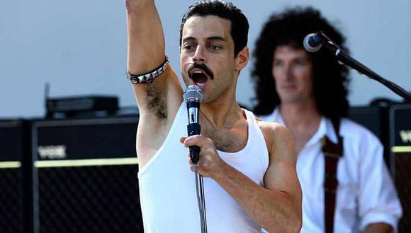 """""""Bohemian Rhapsody"""": Rami Malek reveló cómo fue interpretar a Freddie Mercury"""