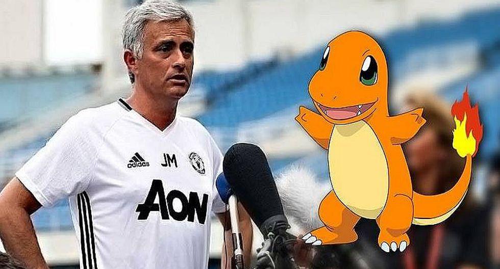 Pokémon Go: Jose Mourinho prohíbe jugarlo en el Manchester United