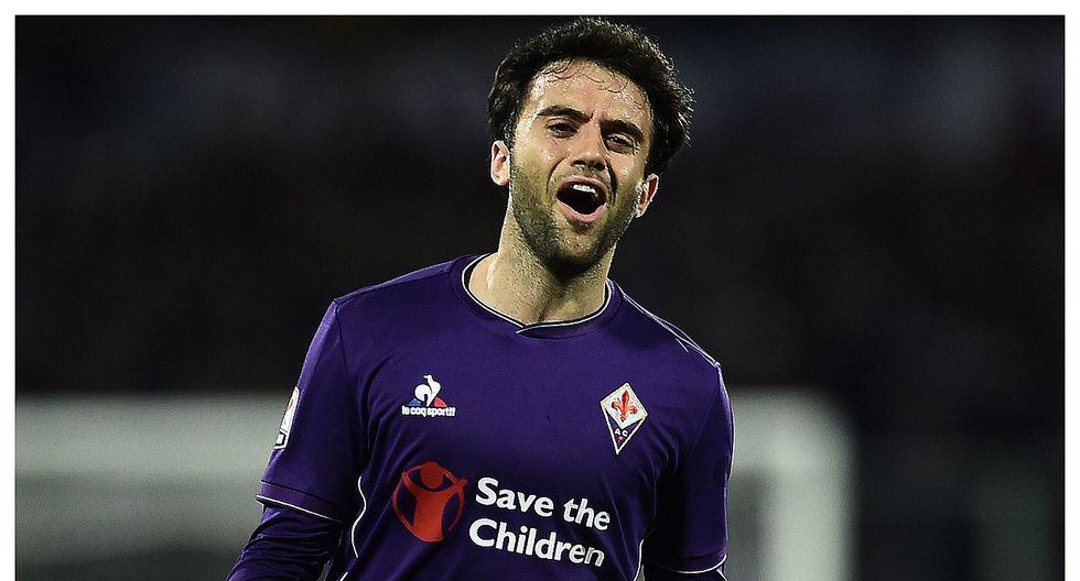 Tribunal Antidopaje determinó no suspender al futbolista Giuseppe Rossi