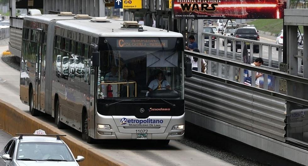 Metropolitano: Alza de precios se definirá el 4 de mayo